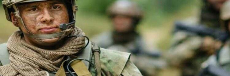 voják pro článek paintball