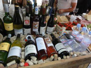 Trh s francouzskými specialitami