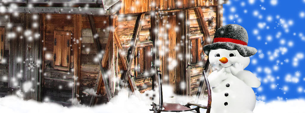 snehulak a chata