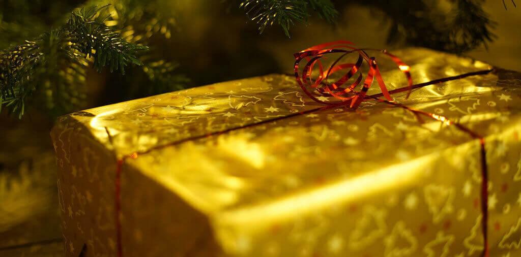 zlata darkova krabicka