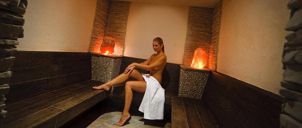 Sauna damy blog