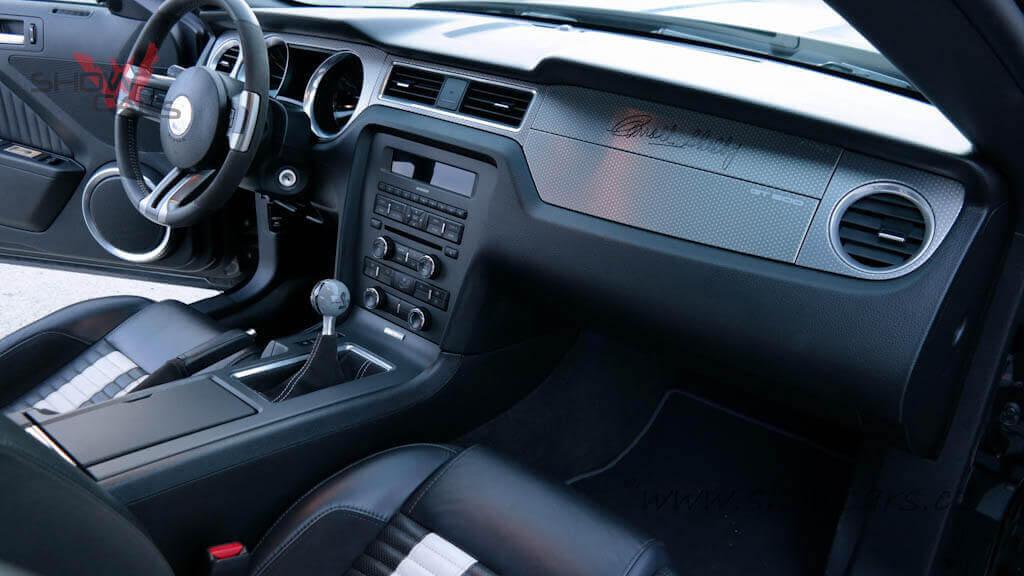 Jízda v Ford Mustang GT500 SHELBY včetně paliva | Stips.cz