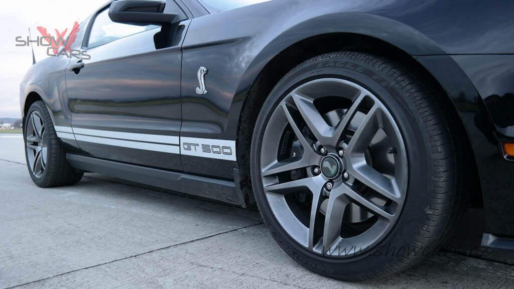 Jízda ve Fordu Mustang GT500 SHELBY - Praha, Brno | Stips.cz