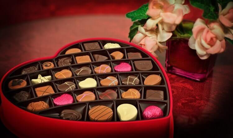 valentines day srdicka