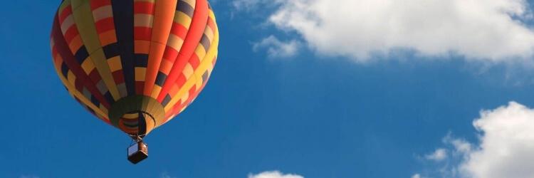 monetizace článku Historie letu balonem