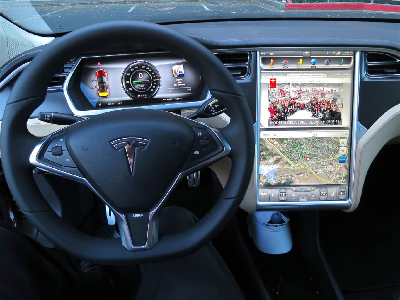 Digitální panely modelu S