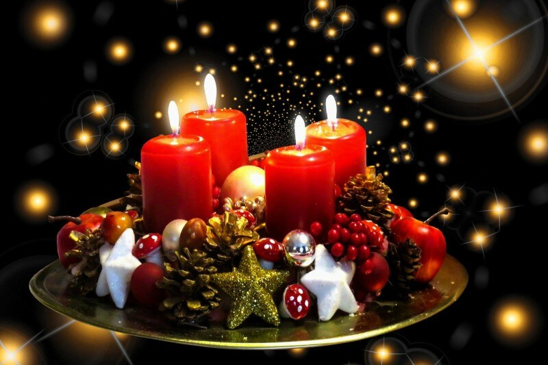 christmas-vánoce-candle-svíčka