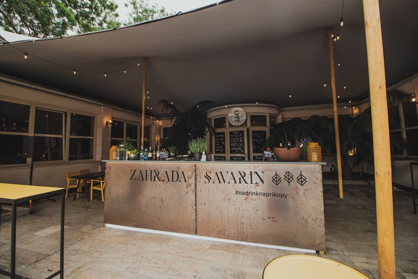Zahrada Savarin 2