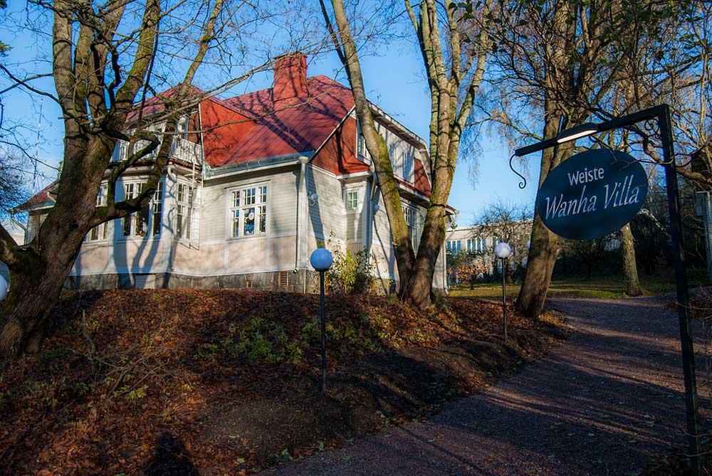 Villa Weiste