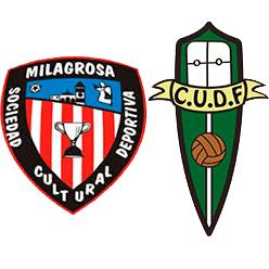 SCD Milagrosa / CUD Ferroviaria