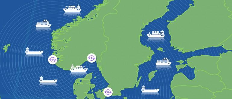 Sea Traffic Management voyage management