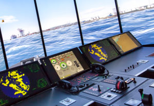 European Maritime Simulator Network