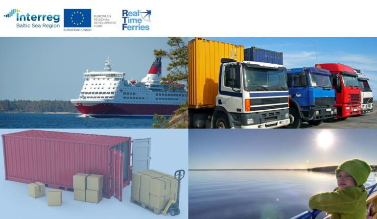 Real Time Ferries project