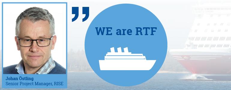 We are RTF Johan Östling