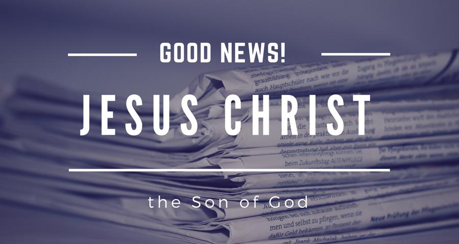 Mark's Gospel Good News!