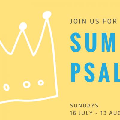 Summer-Psalms