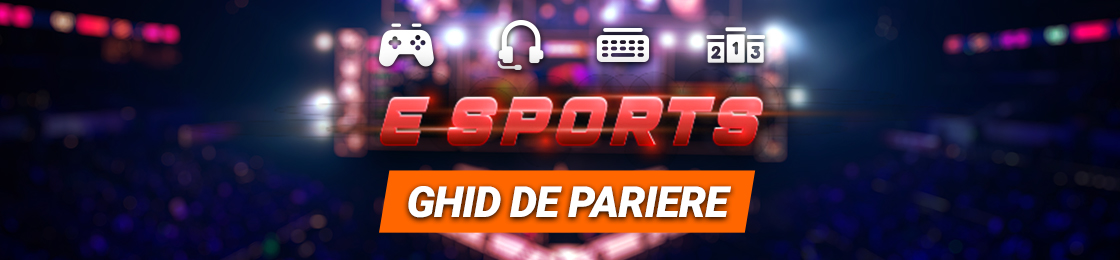Esports la Betano - Ghid de Pariere