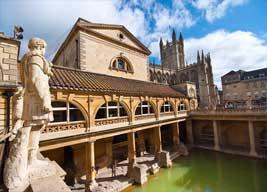 Image of Stonehenge and Bath