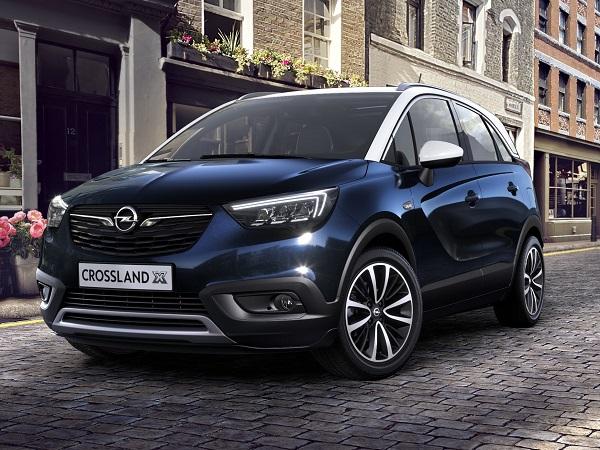 Opel Crossland X Beauvais Occasion En Stock Kia Opel