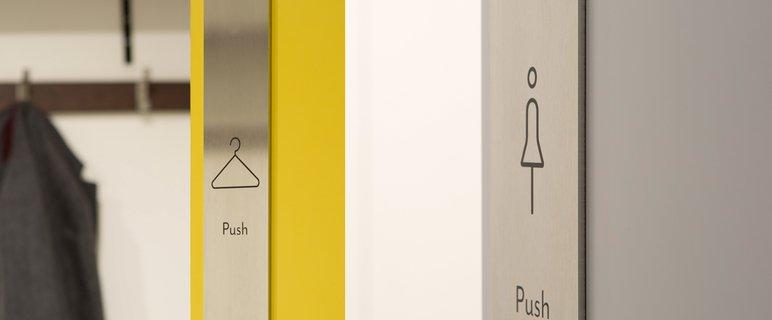 OBC Push plates