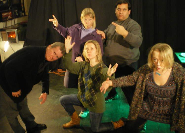 Comedy Improv Workshops