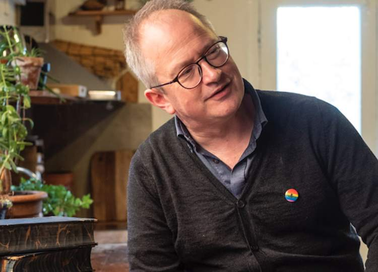 Robin Ince - Host in the Town Hall