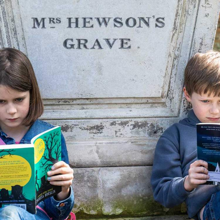 Reading by Mrs Hewson