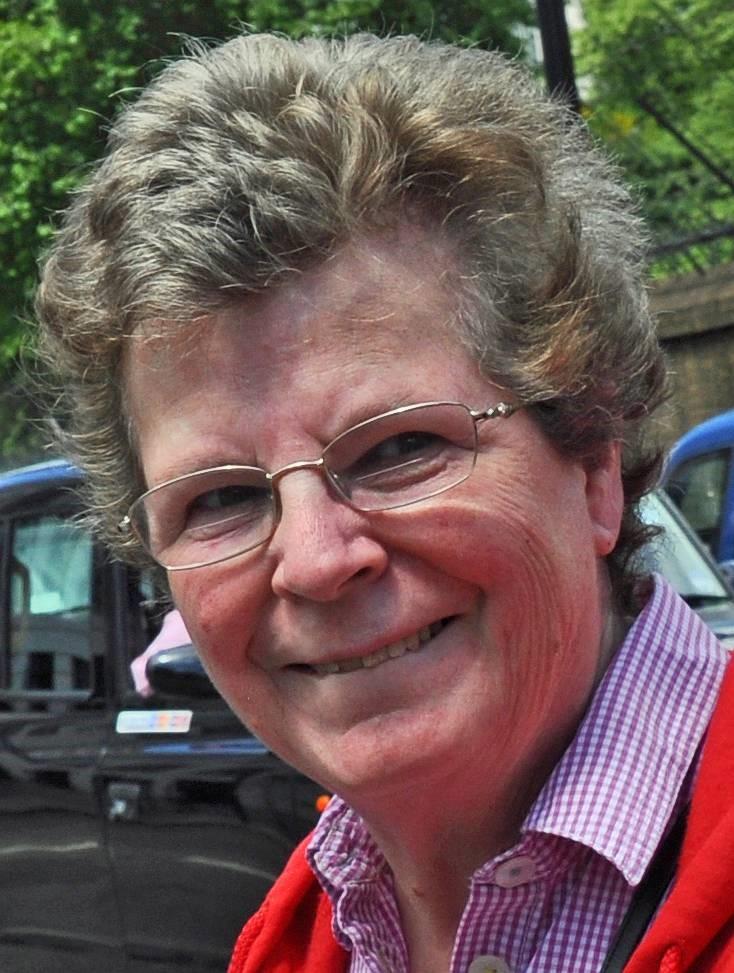 Sheila Grimwood