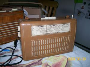 045. AGA, transistor. Typ: 3320. Nummer? Tillverkade i massor, bla till Televerket. Fotonr: 100_1120