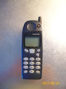 545. Nokia, mobiltelefon. Typ: 5110. Nr: 490544/10/482271/7. Fotonr: 100_8185