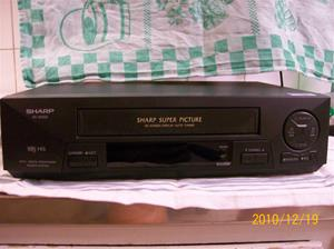467. Sharp, VHS-recorder. Typ: VC-M350 SM (BN). Nr: 9711173. Fotonr: 100_7412