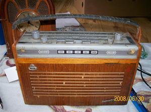 048. MONARK, transistor. Typ: Samarkand. Nr: 3-62309. Fotonr: 100_1123