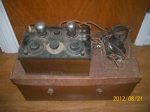 639. Radiola M30 1929. Bild 1