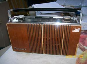 117. Luxor Melodi transistor. Typ: B 4873 serie 1. Nummer: 275835.  Foto: 100_1226. Inlagt på webben 2014-06-04.