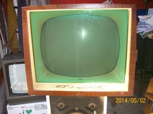 863. Siemens Tv-apparat, svartvit. Typ: T953. Nr: 880. Fotnummer: 101_0621