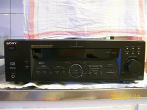 462. Sony, Digital-Audio-video-control center. Typ: STR-DE475. Nr: 5048571. Fotonr: 100_7398