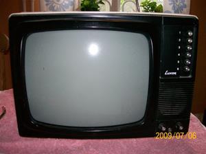 312. Luxor, television. Typ: Flanör, 170 31 811. Nr: ? Fotonr: 100_3646