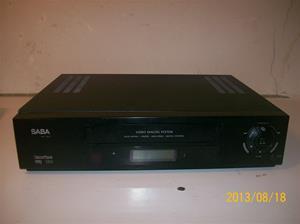 714. SABA VR 7021. Nr: SHO 701 954. VHS-spelare. Tillv. Singapore. 101_0322