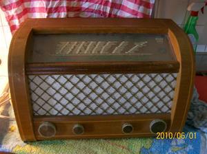 411. Nornan Radio, rörmottagare. Typ: V 1420. Nr: 7022. Fotonr: 100_5880