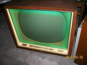 563. Siemens, television. Typ: FT 205 S. Nr: ? Fotonr: 100_8319