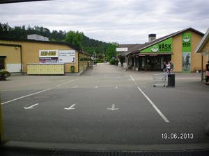 SANY0049. Ingen kö???. Skönt. 2013-06-19. 09:06.