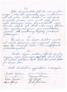 Näs Maskinförening nummer 1. Kontrakt sid 2