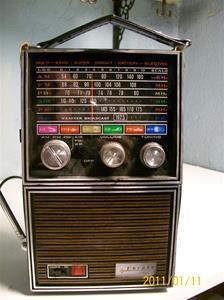 511. Encore, transistorradio. Typ: Multiband. Nr: AC CORD. Fotonr: 100_7642