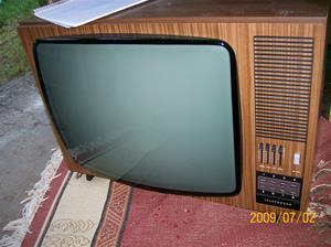 290. Telefunken, television. Typ: FE 230 L SA. Nr: E-nr 310 950 189. Fotonr: 100_3577