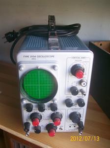 580. Tektronix, oscillooscope. Typ: 310 A. Nr: 014 775. Fotonr: 100_9333