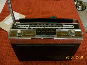 471. Solid State, transistorradio. Typ: FM-AM Autoportable. Nr: 206. Fotonr: 100_7516