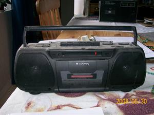 062. Mark stereokassettebandspelare. Typ: Prelude 11240. Nummer: 930313120. Fotonr: 100_1136. Inlagt på webben 2014 06 02.