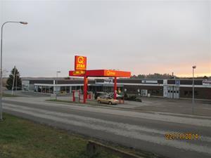Shell Skäggebyvägen Finspång. Nu QStar. IMG_0647