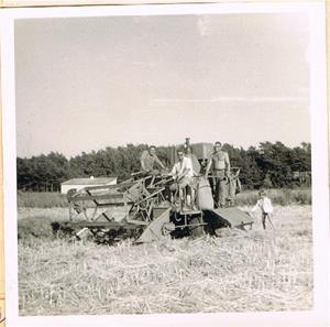 Sorkar pa trösken ca 1968-69