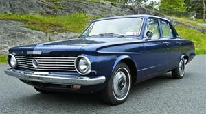 Plymouth Valiant Signet (1965) 7.